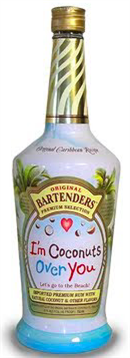 Original Bartenders Cocktails I'M Coconuts Over You